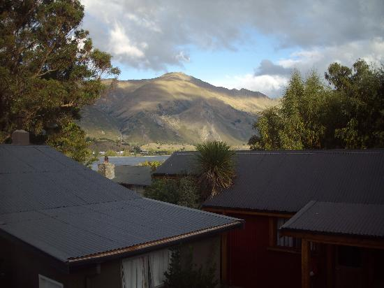 Wanaka Bakpaka: View from room