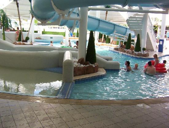 Merton Hotel: The Merton indoor pool