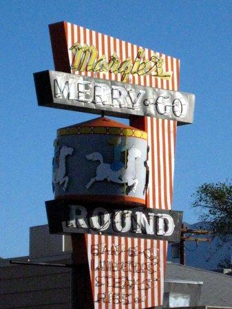 Margie's Merry Go-Round