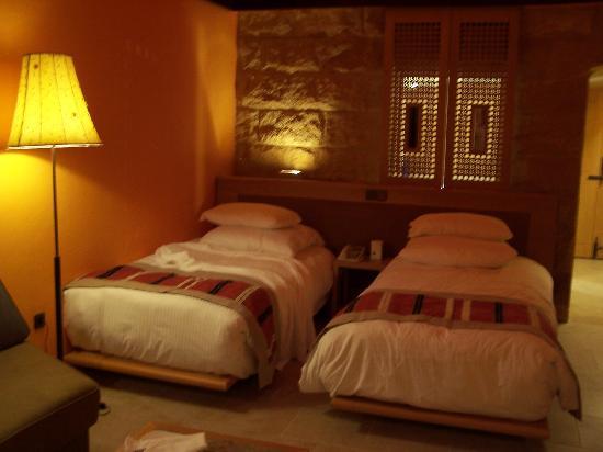Le Meridien Dahab Resort: chambre
