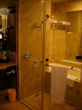 Miramar Garden Taipei: Bathroom