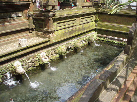 Tampaksiring, Indonesië: tampak siring