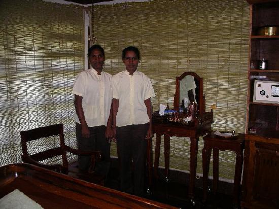 Evolve Back, Coorg : masseuses of Ayurvedic Centre