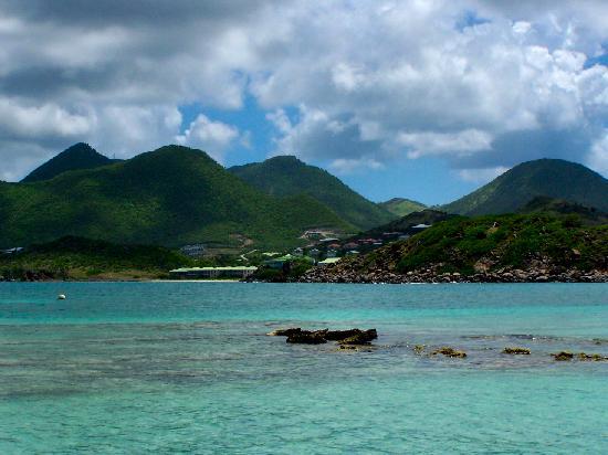 Saint-Martin, Saint-Martin / Sint Maarten: On Pinel Island