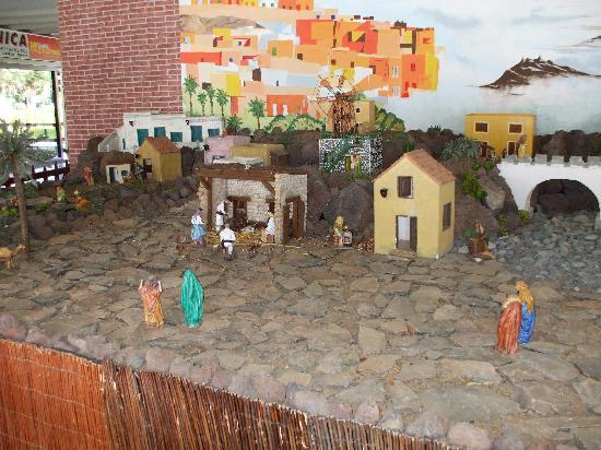 Model village again bild von puerto de mog n mogan - Pension eva puerto de mogan ...