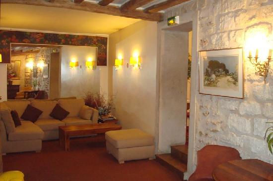 Hotel Bonaparte: Hotel Lounge