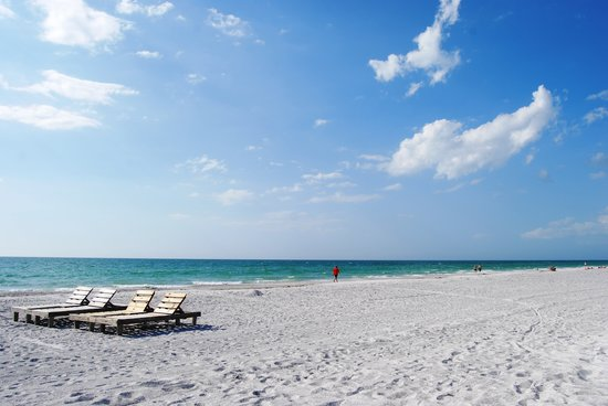 Indian Rocks Beach, Floride : beach view