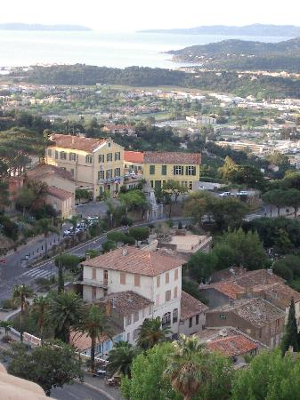 Le Grand Hotel Bormes : View from room 505!