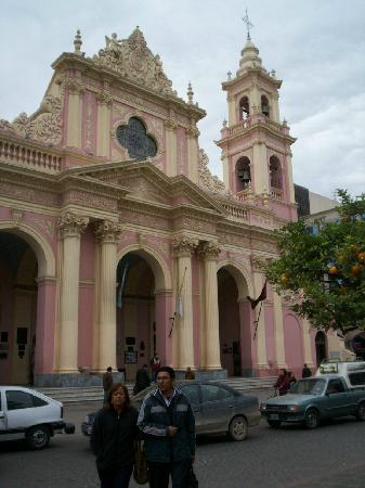 Catedral en Salta Capital