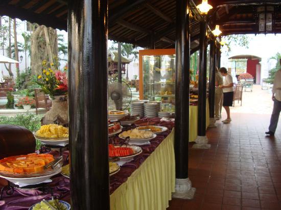 Hotel Saigon Morin: Breakfast