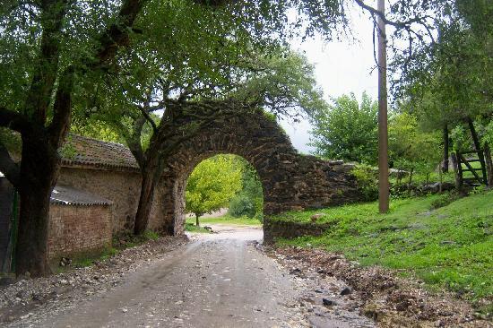 Cerca del Paredón Jesuítico en las afueras de Alta Gracia