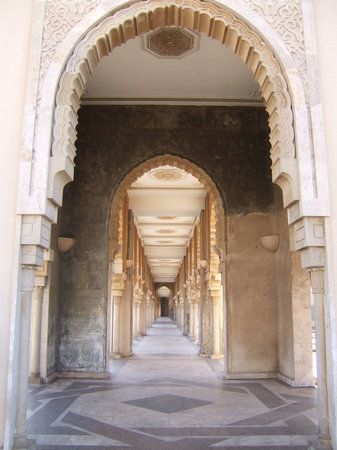 Hassan II Mosque: Hassan II