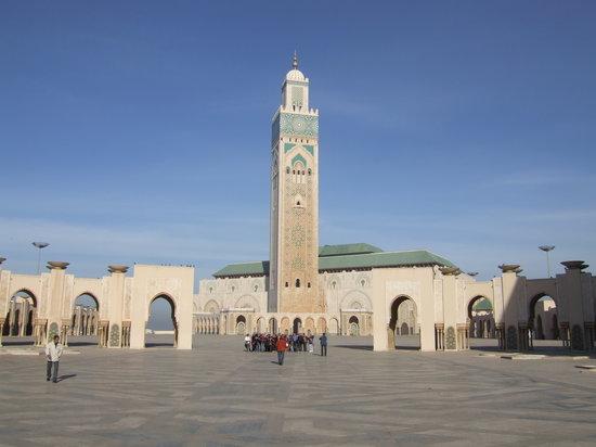Hassan-II.-Moschee: Hassan II Mosque