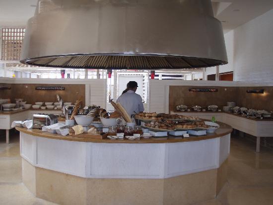 Le Meridien Dahab Resort: buffet