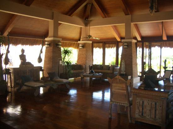 Tirta Spa : The Lobby