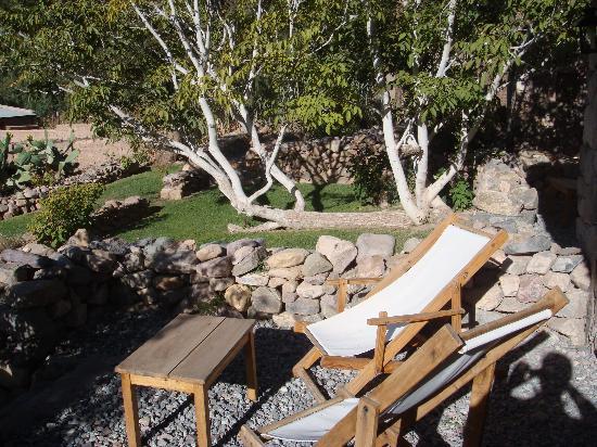 Posada de Luz: Bedrooms terraces