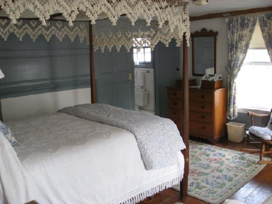 Anchor Inn: knowles room