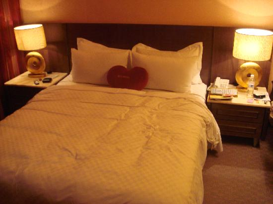 Ta Sun  Hotel: The comfy bed