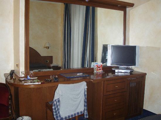 Nuovo Hotel Quattro Fontane: habitación 1