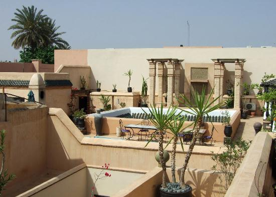 Angsana Riads Collection Morocco: Roof terrace