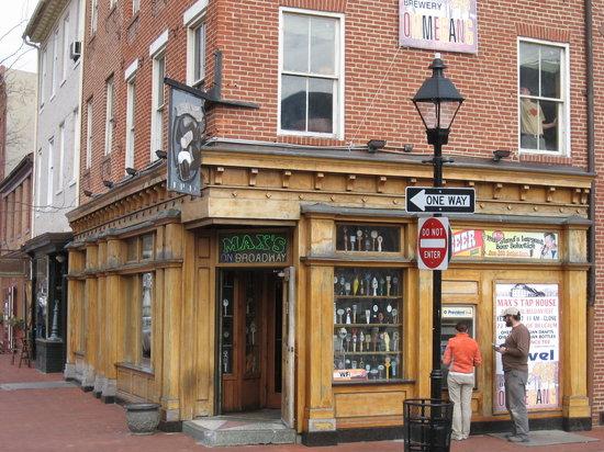 Max S Taphouse Baltimore Menu Prices Amp Restaurant