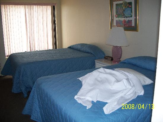 Colony Resort: 2nd bedroom