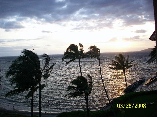 Sunset from #622 of Menehune Shores