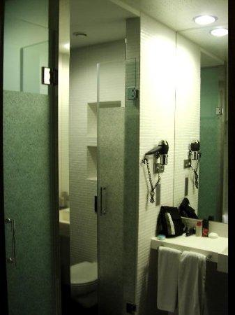 Rafaelhoteles Madrid Norte: Bathroom