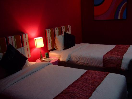 Baiyoke Boutique Hotel: Our Cozy Room