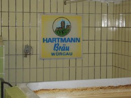 Brauerei-Gasthof Hartmann: The tanks, the making of the beer!