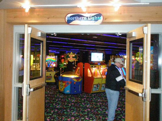 Great Wolf Lodge: ARCADE