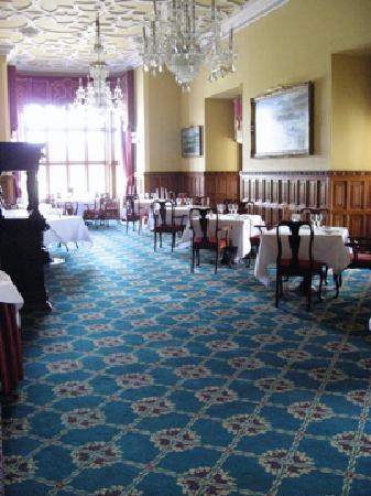 Adare Manor: inside