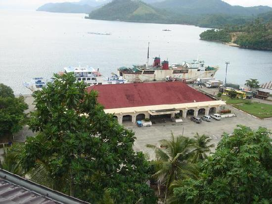 Southern Leyte Province, Philippines: ferry terminal of liloan southern leyte