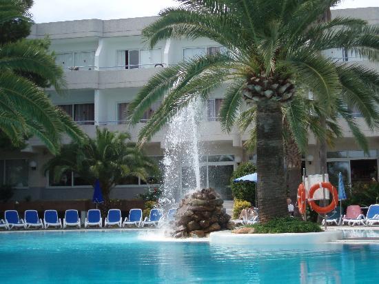 Hotel Spa Sagitario Playa: Piscina hotel