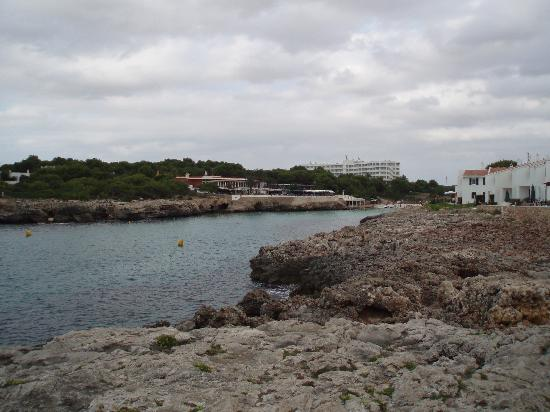 Hotel Spa Sagitario Playa: Cala Blanca