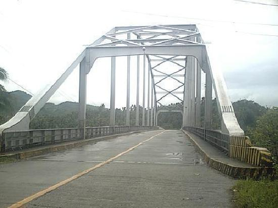Southern Leyte Province, Philippines: liloan bridge