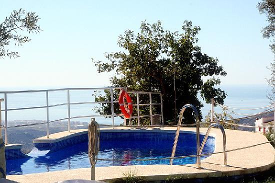 Hotel Los Caracoles: Pool
