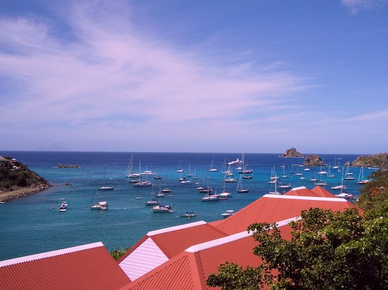 Сент-Бартельми: St. Bart's Port: Ocean View
