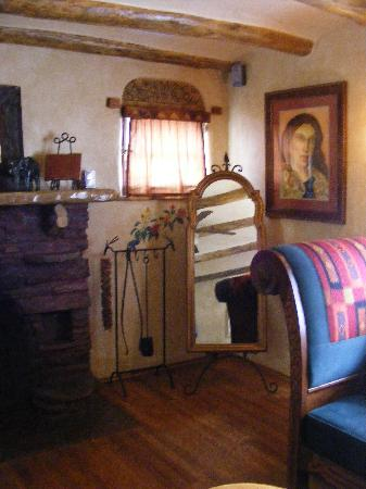 Casa de Estrellas: Living Room