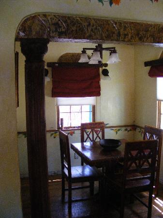 Casa de Estrellas: Dining Room