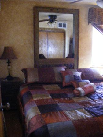 Casa de Estrellas: Bedroom