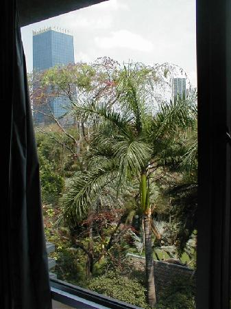 Babylon Bangkok: Room with a lush view