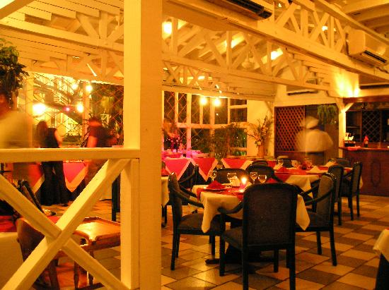 Restaurante Italiano de Sol Caribe Campo