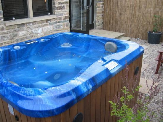 Yorebridge House Hot Tub Rooms