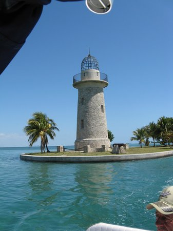 Biscayne National Park, FL: Light house so beautiful