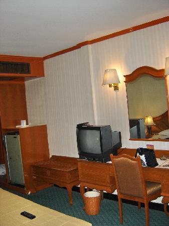 Rex Hotel: la chambre1