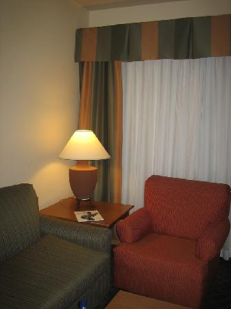 Staybridge Suites Las Cruces: Little living room