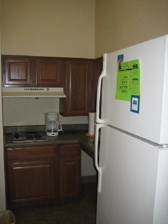 Staybridge Suites Las Cruces: Kitchen