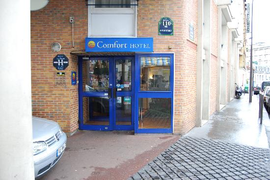 Comfort Davout Nation Hotel Picture Of Comfort Hotel Davout Nation