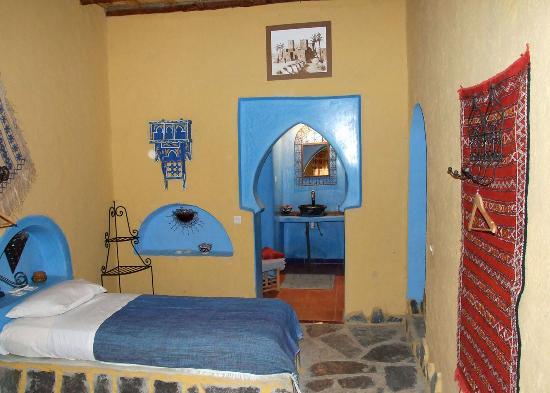 Hotel Kasbah Mohayut : Mohayut room